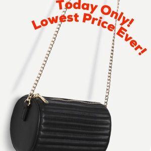 Handbags - Shoulder Bag Black